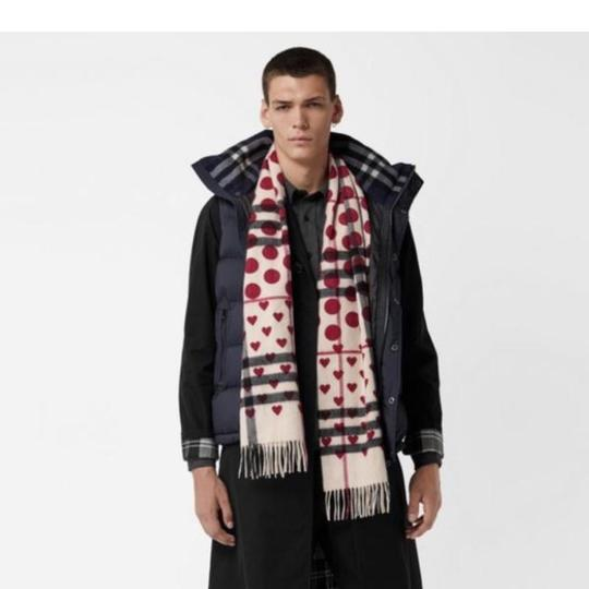 Burberry Classic Check Cashmere Scarf Image 1
