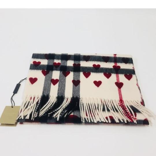 Burberry Classic Check Cashmere Scarf Image 5
