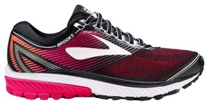 Brooks BLACK / PINK PEACOCK / LIVING CORAL Athletic