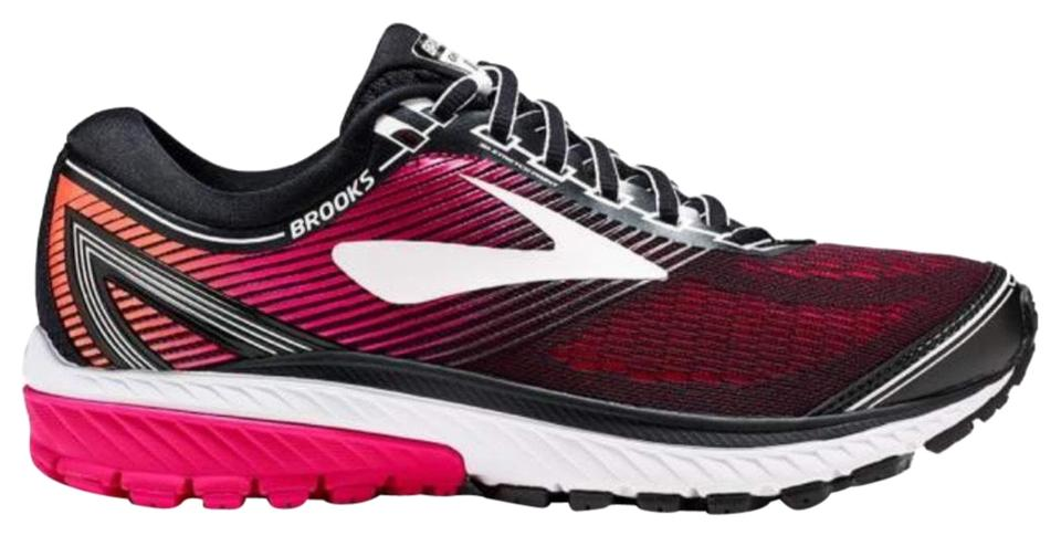 2731e2024532e Brooks Black   Pink Peacock   Living Coral Ghost 10  120246-1b-067 Sneakers