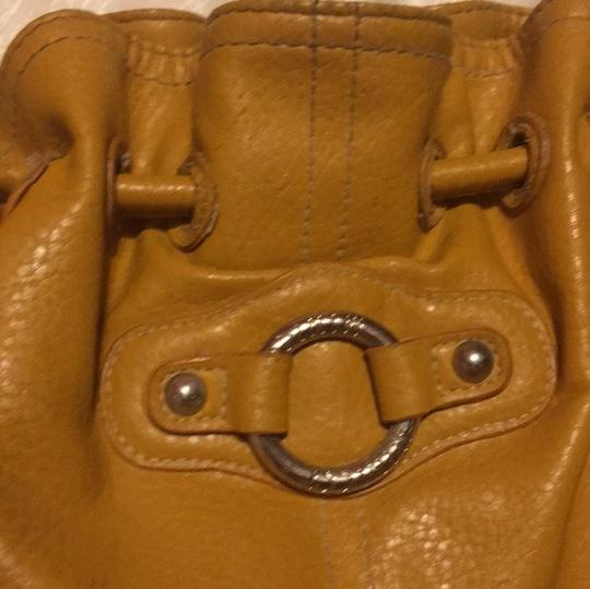 Other Satchel in mustard yellowish Image 4