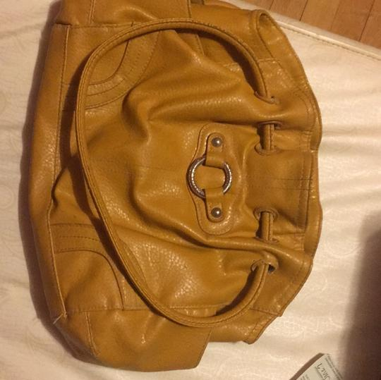 Other Satchel in mustard yellowish Image 7