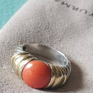 David Yurman David Yurman Capri Coral Ring