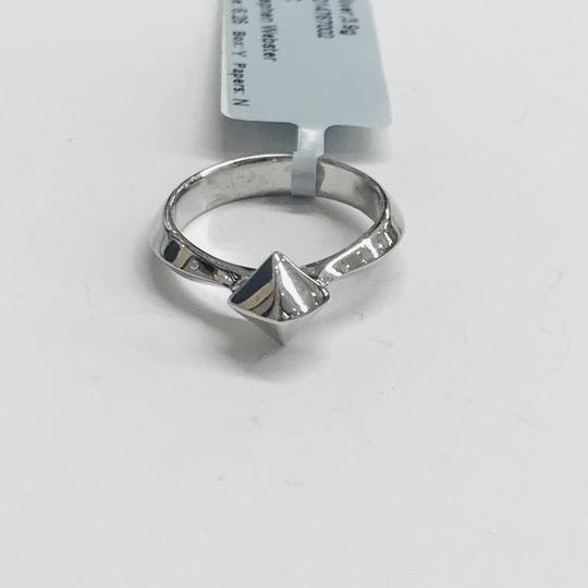 Stephen Webster NEVER WORN!! Stephen Webster Superstud Silver Ring Sterling Silver 3.9 grams Size 6.25 Easily sized!!! 100% Authentic Guaranteed!!! Comes with Original Stephen Webster Pouch!!! Image 2