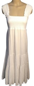 White Maxi Dress by Peter Nygard