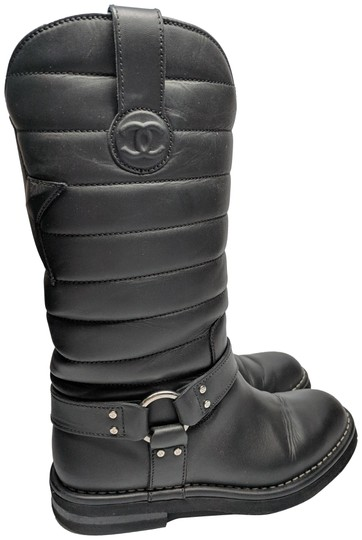 Preload https://img-static.tradesy.com/item/24214666/chanel-black-14a-paris-dallas-iconic-moto-star-logo-tall-biker-bootsbooties-size-us-6-regular-m-b-0-1-540-540.jpg