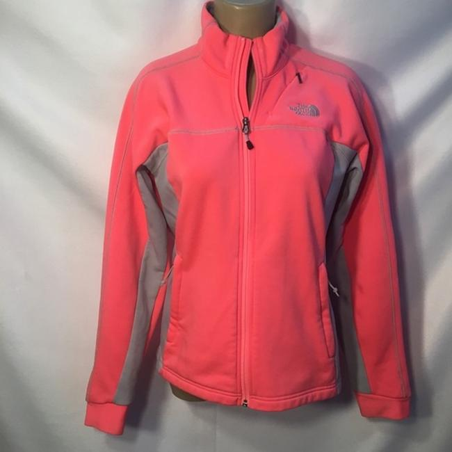 The North Face Pink Jacket Image 4