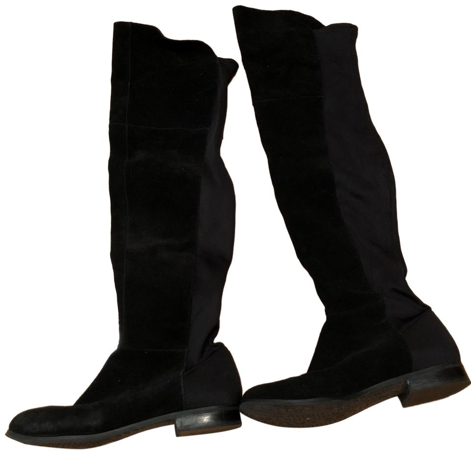 3f43f9d5702 Chinese Laundry Black Riley Over The Knee Boots Booties. Size  US 8.5  Regular (M ...