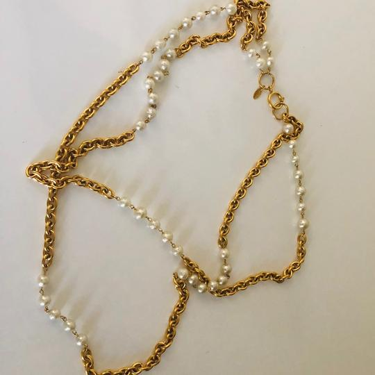 Chanel Chanel Runway Double Strands Long Station Necklace Image 6