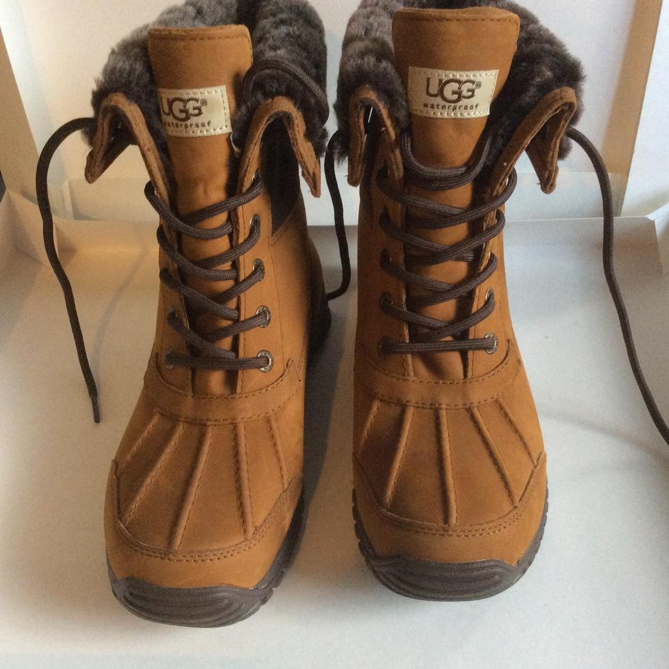 075eda6df01 UGG Australia Chestnut Adirondack Ii Lux Quilted Boots/Booties Size US 11  Regular (M, B) 17% off retail