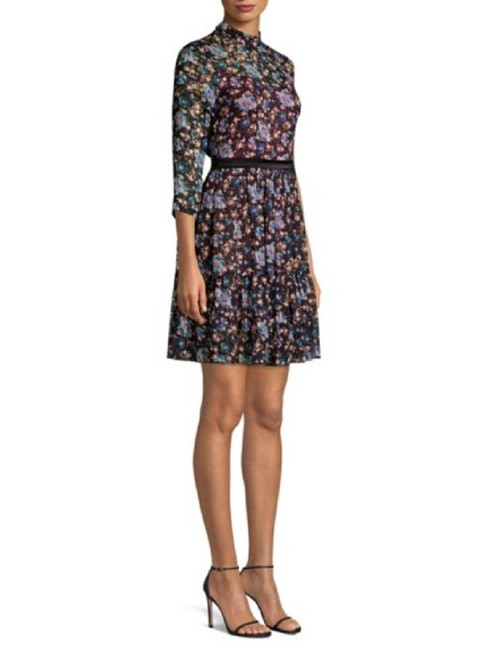 Preload https://img-static.tradesy.com/item/24215181/rebecca-taylor-black-combo-floral-solstice-short-workoffice-dress-size-12-l-0-0-650-650.jpg