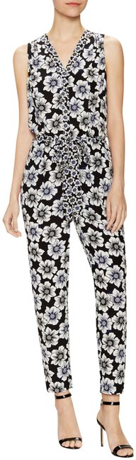 Preload https://img-static.tradesy.com/item/24215217/kate-spade-black-white-new-york-hollyhock-silk-printed-romperjumpsuit-0-1-650-650.jpg