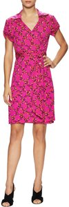 Diane von Furstenberg Jilda Wrap Hollywood Date Night Fall Dress