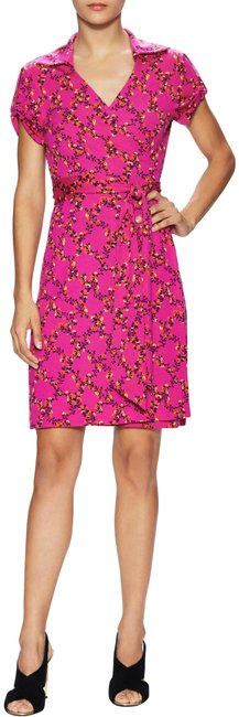 Preload https://img-static.tradesy.com/item/24215416/diane-von-furstenberg-pink-jilda-two-jersey-wrap-short-workoffice-dress-size-2-xs-0-1-650-650.jpg