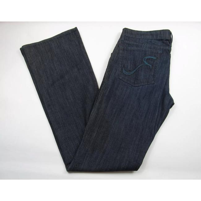 Rock & Republic Boot Cut Jeans-Dark Rinse Image 1