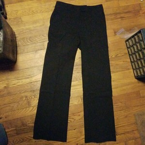 George Straight Pants Black soot