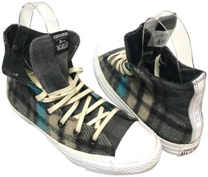 Converse Lace-up Black White Athletic