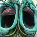 Nike Lace-up Teal Athletic Image 3
