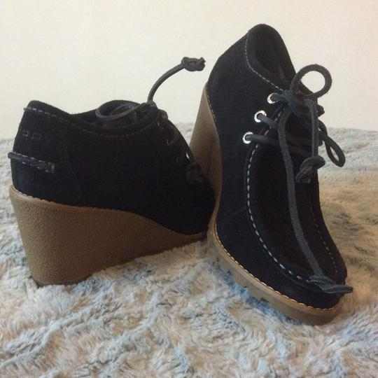 Sperry Black Boots Image 6