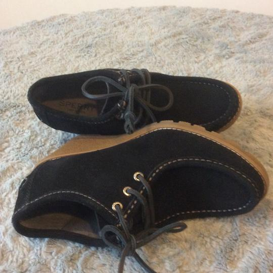Sperry Black Boots Image 7
