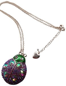 Betsey Johnson Betsey Johnson New Beetle Necklace