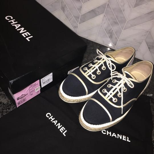Chanel Gray Athletic Image 1