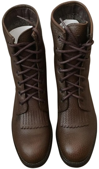 Preload https://img-static.tradesy.com/item/24216046/taupe-leather-lace-up-bootsbooties-size-us-7-regular-m-b-0-1-540-540.jpg