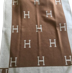 Hermès Hermes Avalon Throw Blanket