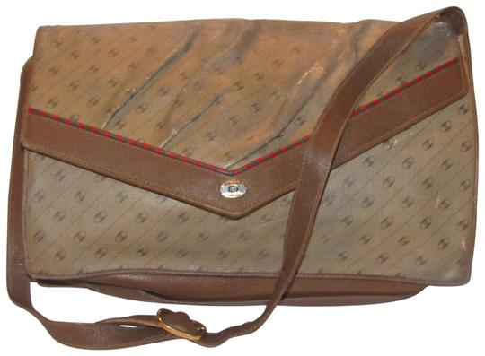 Preload https://img-static.tradesy.com/item/24216225/gucci-vintage-pursesdesigner-purses-coated-canvasleather-in-browns-with-redgreen-leathercoated-shoul-0-1-540-540.jpg