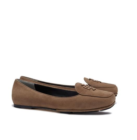 Tory Burch Taupe Flats Image 2