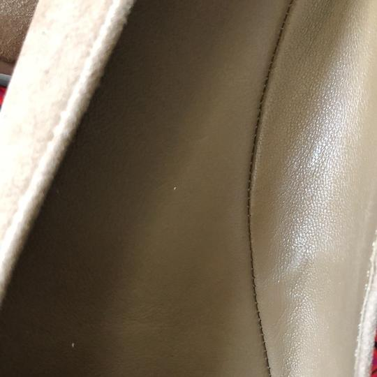 Tory Burch Taupe Flats Image 9