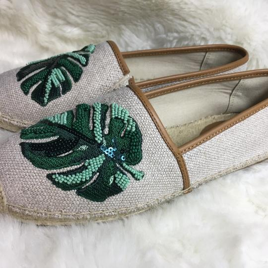 Women's Kendrick Embellished Woven Espadrille 7 Flats Image 3