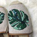 Women's Kendrick Embellished Woven Espadrille 7 Flats Image 6