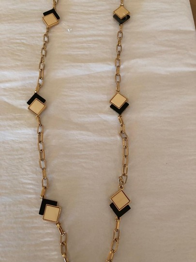 tory burch TORY BURCH TOMI ROSARY NECKLACE Image 2