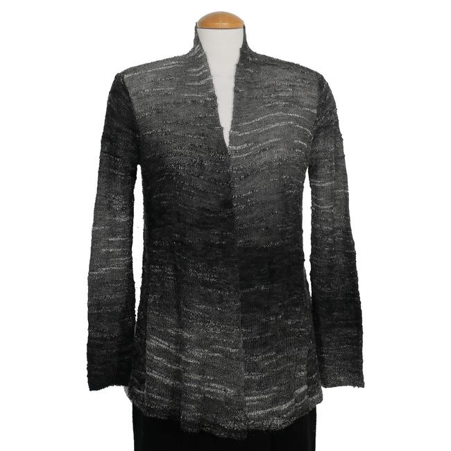 Preload https://img-static.tradesy.com/item/24216766/eileen-fisher-ash-gray-mohair-wool-boucle-ombre-slub-s-cardigan-size-6-s-0-0-650-650.jpg