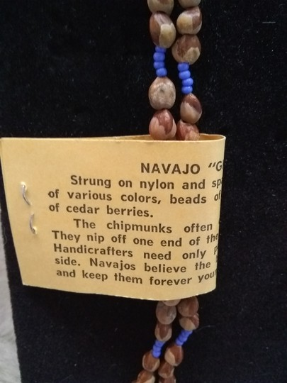 Unknown Navajo Ghost Beads Image 3