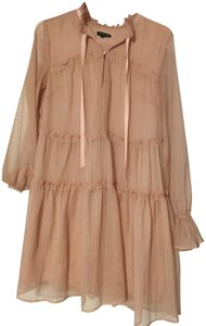 Who What Wear x Target short dress Pink on Tradesy