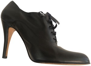 Steven by Steve Madden High Heel Flat Leather Black Pumps