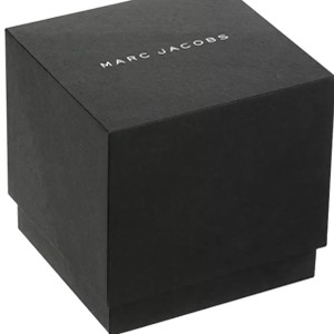 Marc Jacobs New Marc Jacobs Betty Silver Tone Stainless Steel Glitz Dial Watch MJ3541