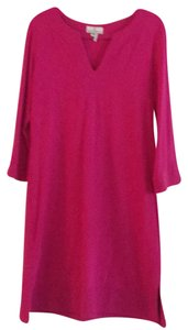 Jude Connally short dress Hot pink on Tradesy