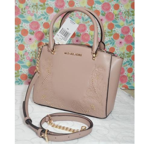 Michael Kors Satchel in beige Image 7
