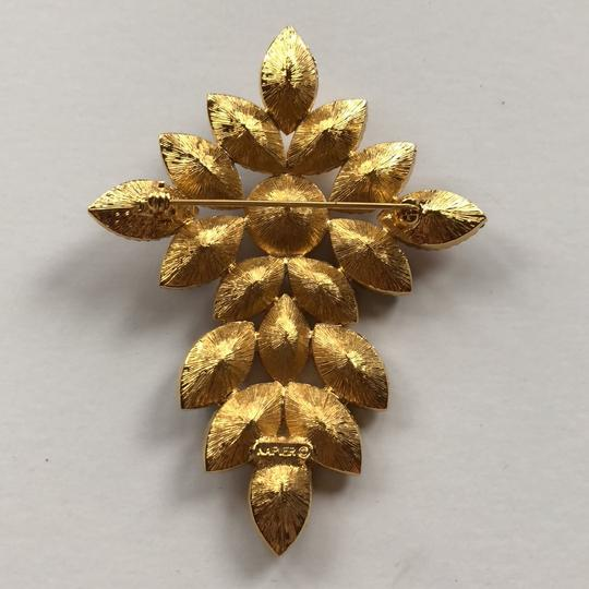 Napier Napier Multi Crystal Brooch From Royalton Collection Image 3