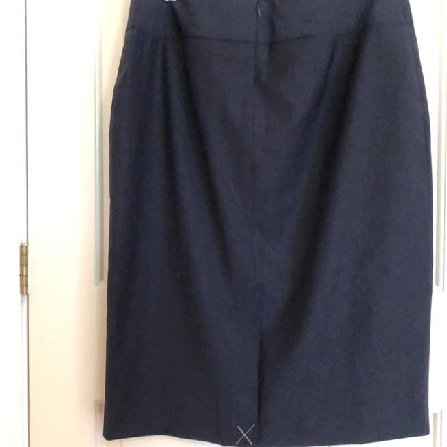 Talbots Skirt Navy blue Image 1