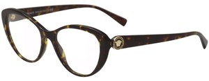 Versace Versace Women's Eyeglasses 3246/B 108 Dark Havana Full Rim Optical Frame