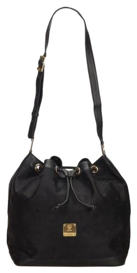 Preload https://img-static.tradesy.com/item/24217506/mcm-bucket-hobo-monogram-black-leather-tote-0-2-540-540.jpg