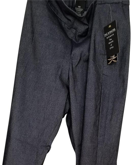 Preload https://img-static.tradesy.com/item/24217533/zac-and-rachel-blue-leg-with-faux-pockets-light-weight-pants-size-18-xl-plus-0x-0-2-650-650.jpg
