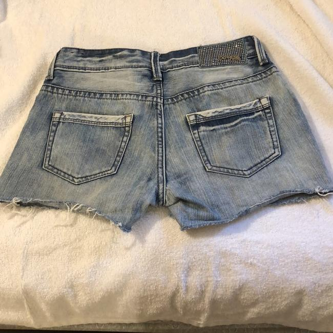 Express Cut Off Shorts Denim Image 1