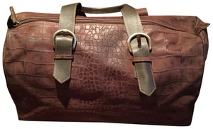 I Santi brown Travel Bag