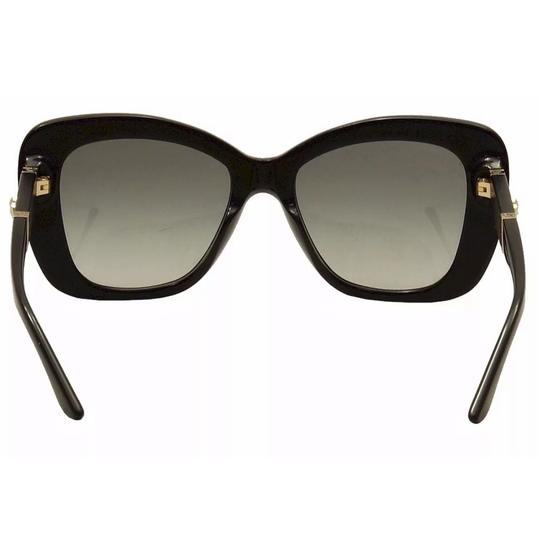 Versace Versace Women's VE4305Q VE/4305/Q GB1/11 Black/Gold Butterfly Sunglasses Image 2
