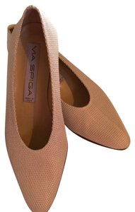 Via Spiga Cream Pumps